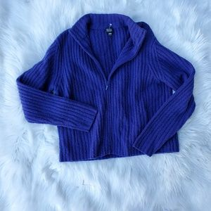 Eileen fisher wool nylon sweater